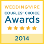 Wedding Wire Couple's Choice - Violets in Bloom - Roses are Red - Wedding Flowers