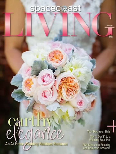 Space Coast Living Magaine Cover